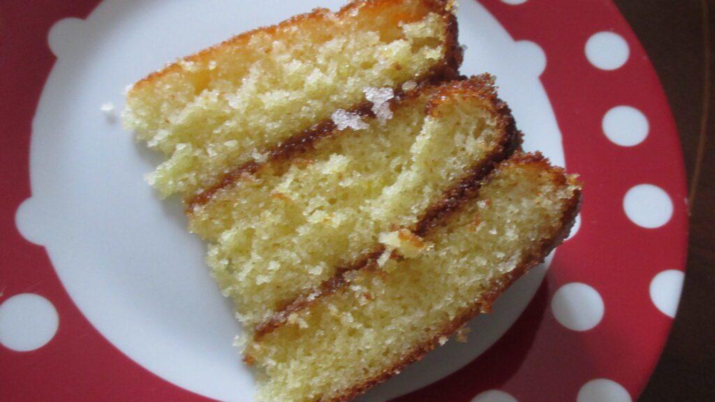 Yummy Mummy Lemon Drizzle Cake