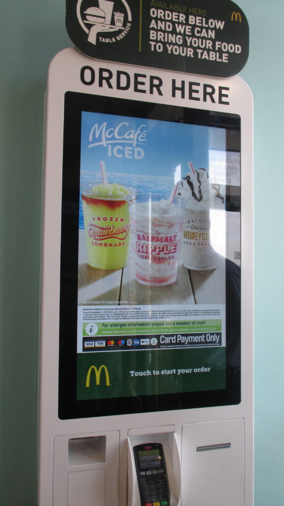 I\'m lovin\' it! Innovations and a new era for McDonalds | Musings of ...
