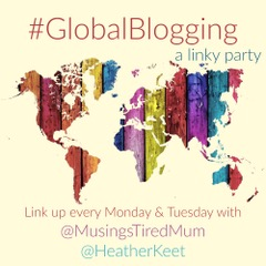 #GlobalBlogging linky badge