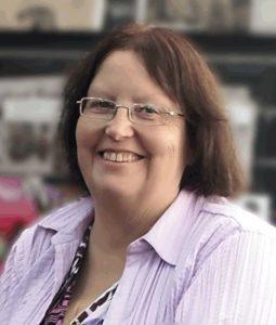 author Faith Martin aka Maxine Barry