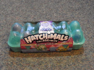 12 pack of Hatchimals