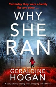 Why She Ran book cover