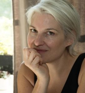 Author Sarah J. Naughton