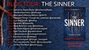 The Sinner tour banner
