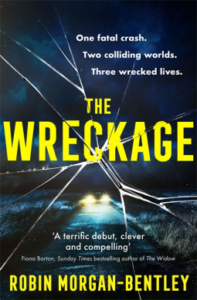 The Wreckage book cover