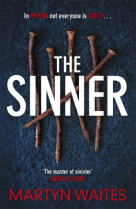 The Sinner book cover