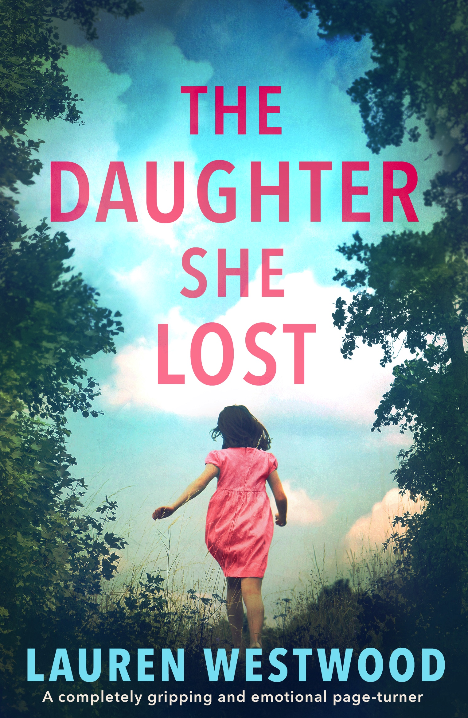 The Daughter She Lost book cover