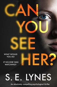 Can You See Her? book cover