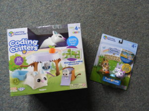 Coding Critters sets