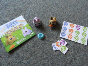 small Coding Critters set unboxed