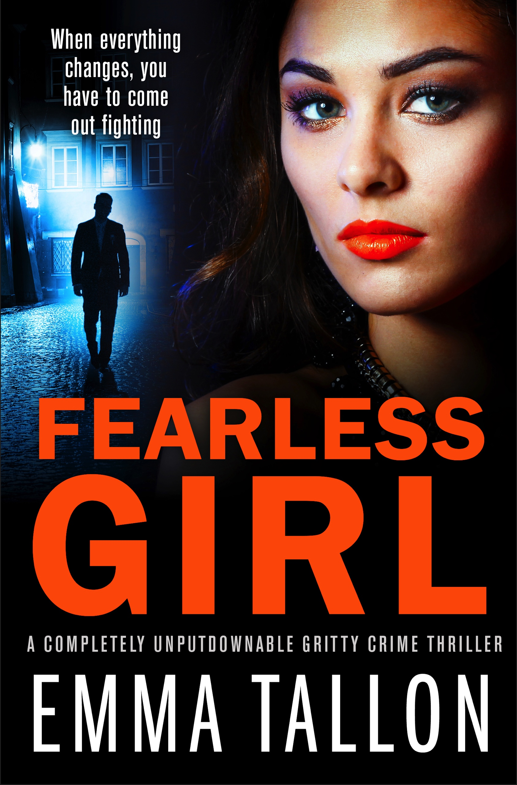 Fearless Girl book cover