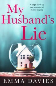 My Husband's Lie book cover