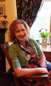 author Catherine Hokin