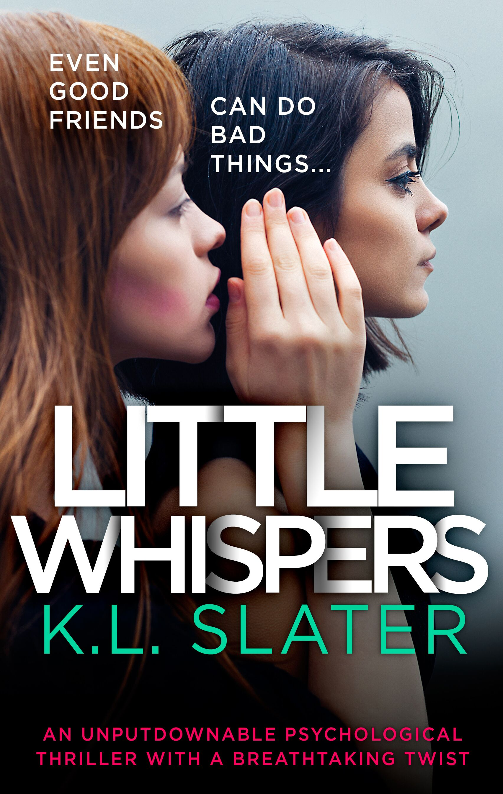 Little Whispers book cover