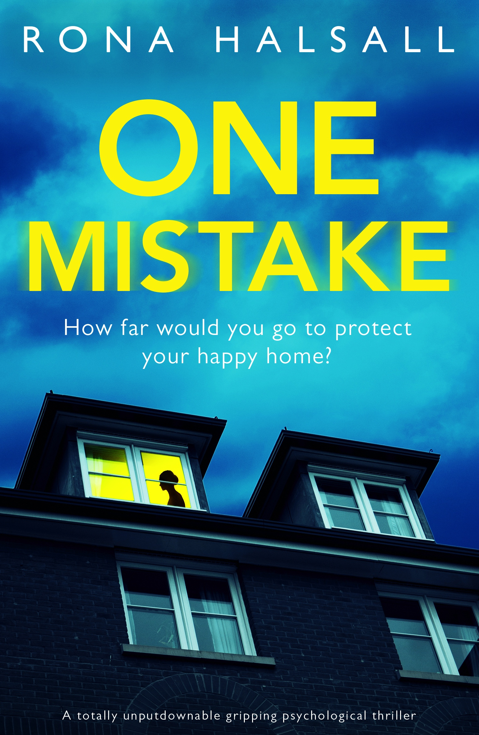 One Mistake book cover