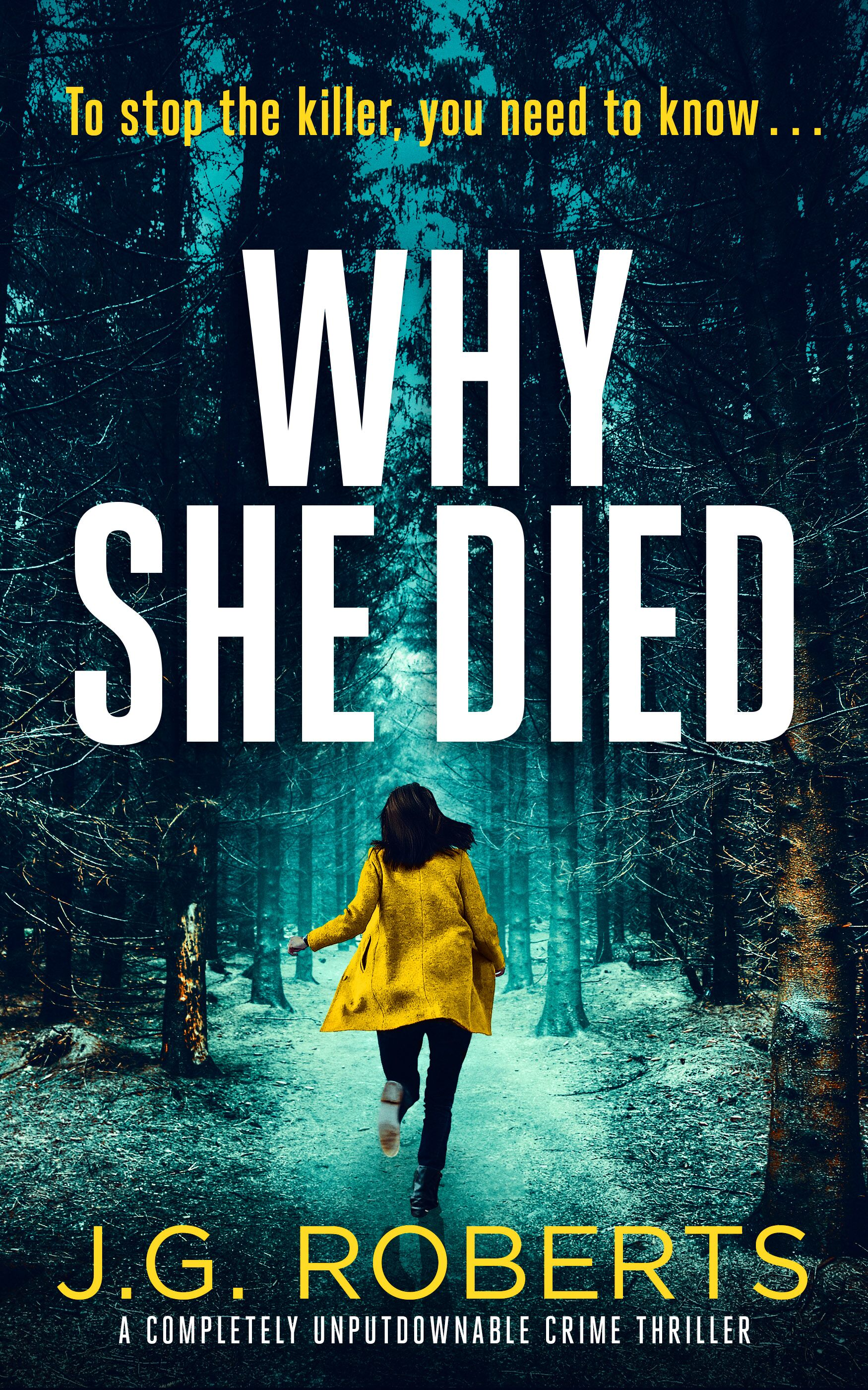 Why She Died book cover