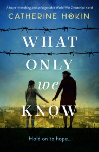 What Only We Know book cover