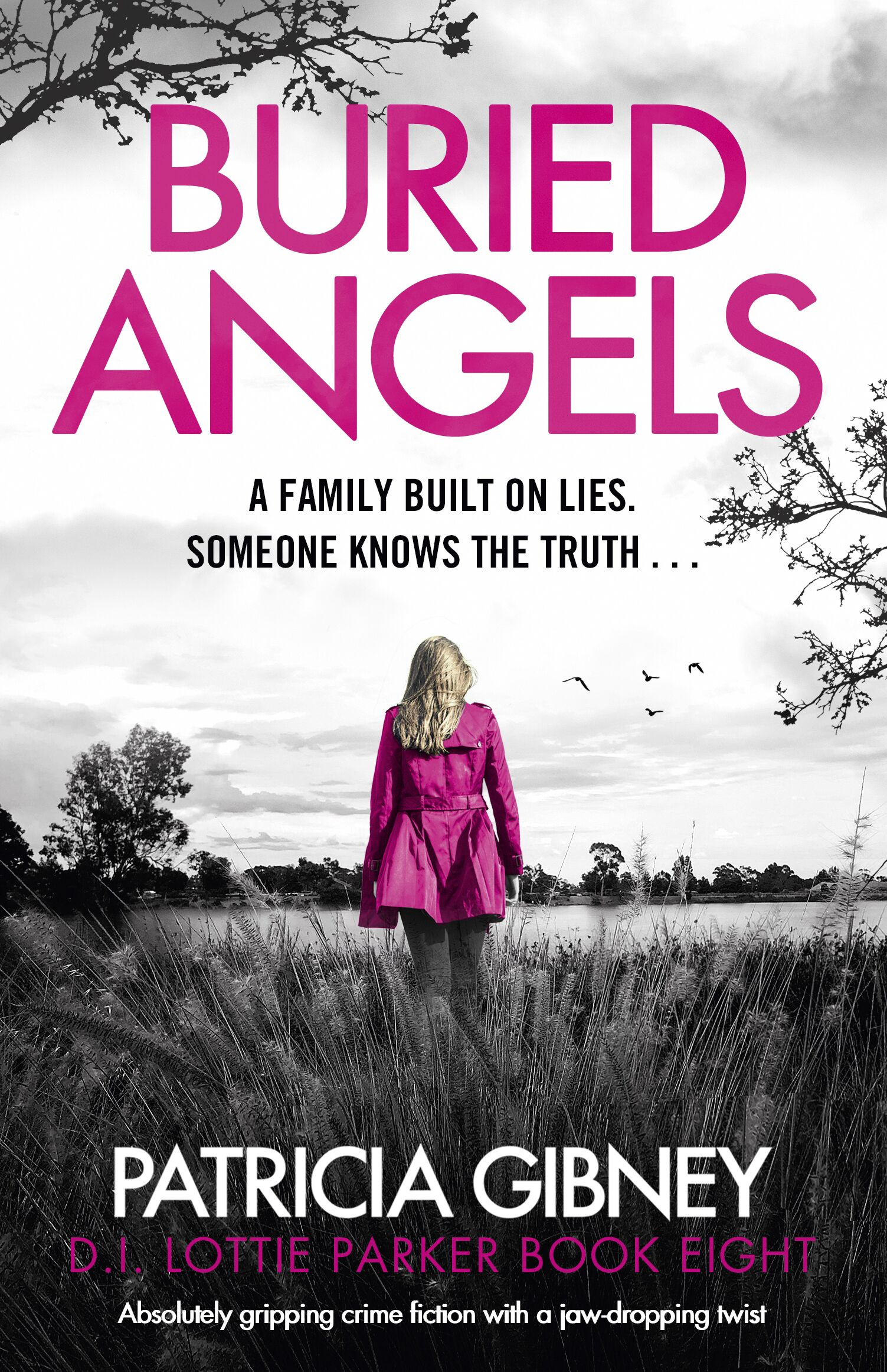 Buried Angels book cover