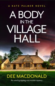 A Body in the Village Hall book cover