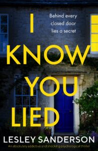 I Know You Lied book cover