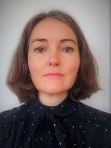 author Jennifer Harvey