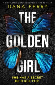 The Golden Girl book cover