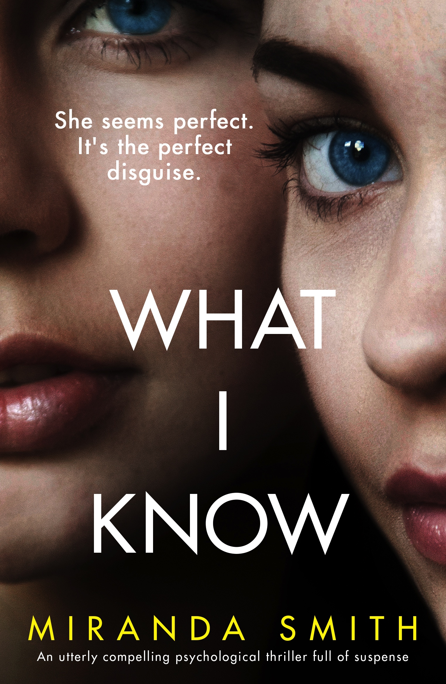 What I Know book cover