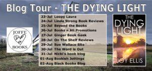 The Dying Light blog tour banner