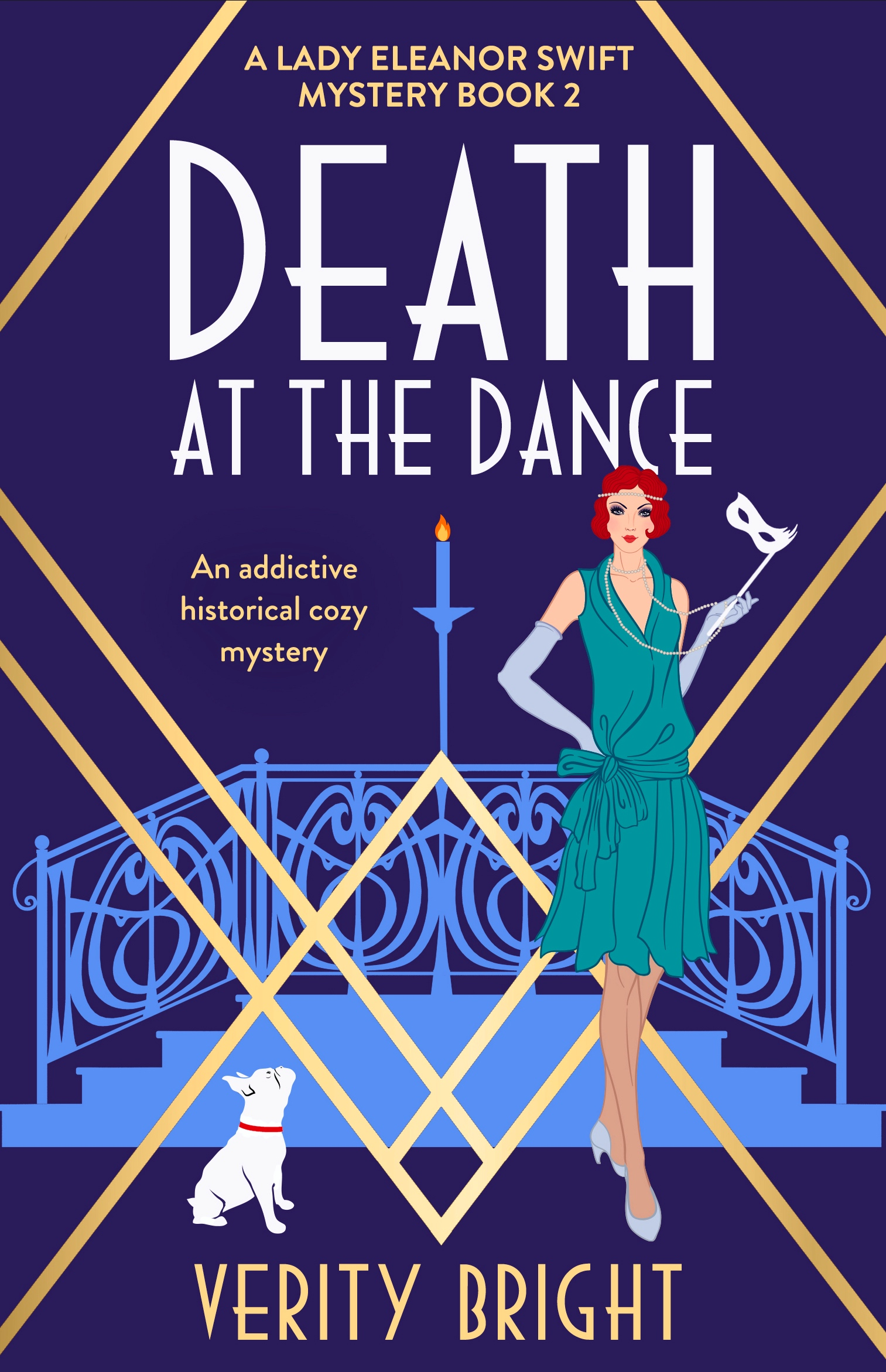 Death at the Dance book cover