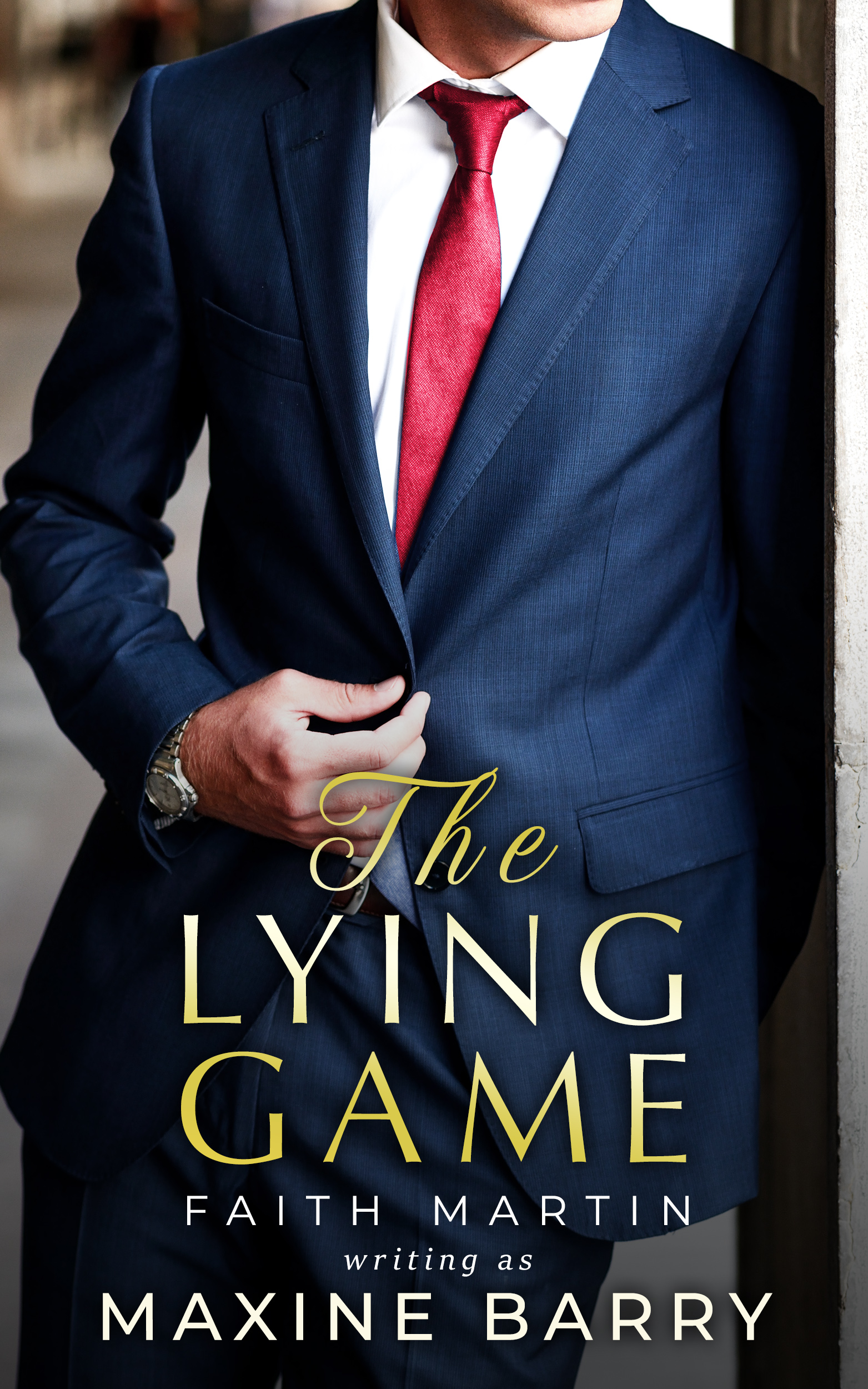 The Lying Game book cover