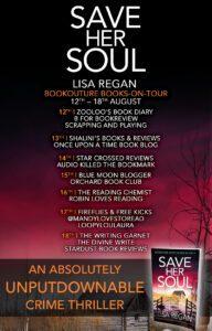 Save Her Soul blog tour banner