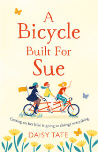 A Bicycle Built For Sue book cover