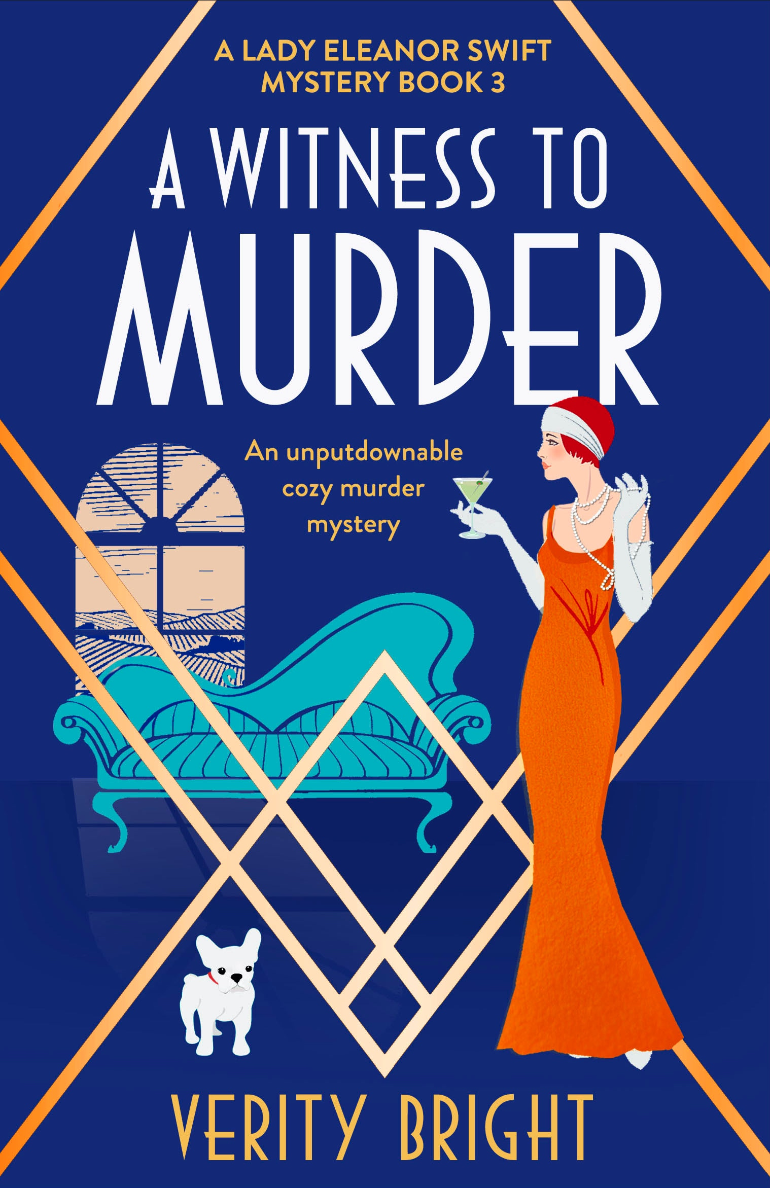 A Witness to Murder book cover