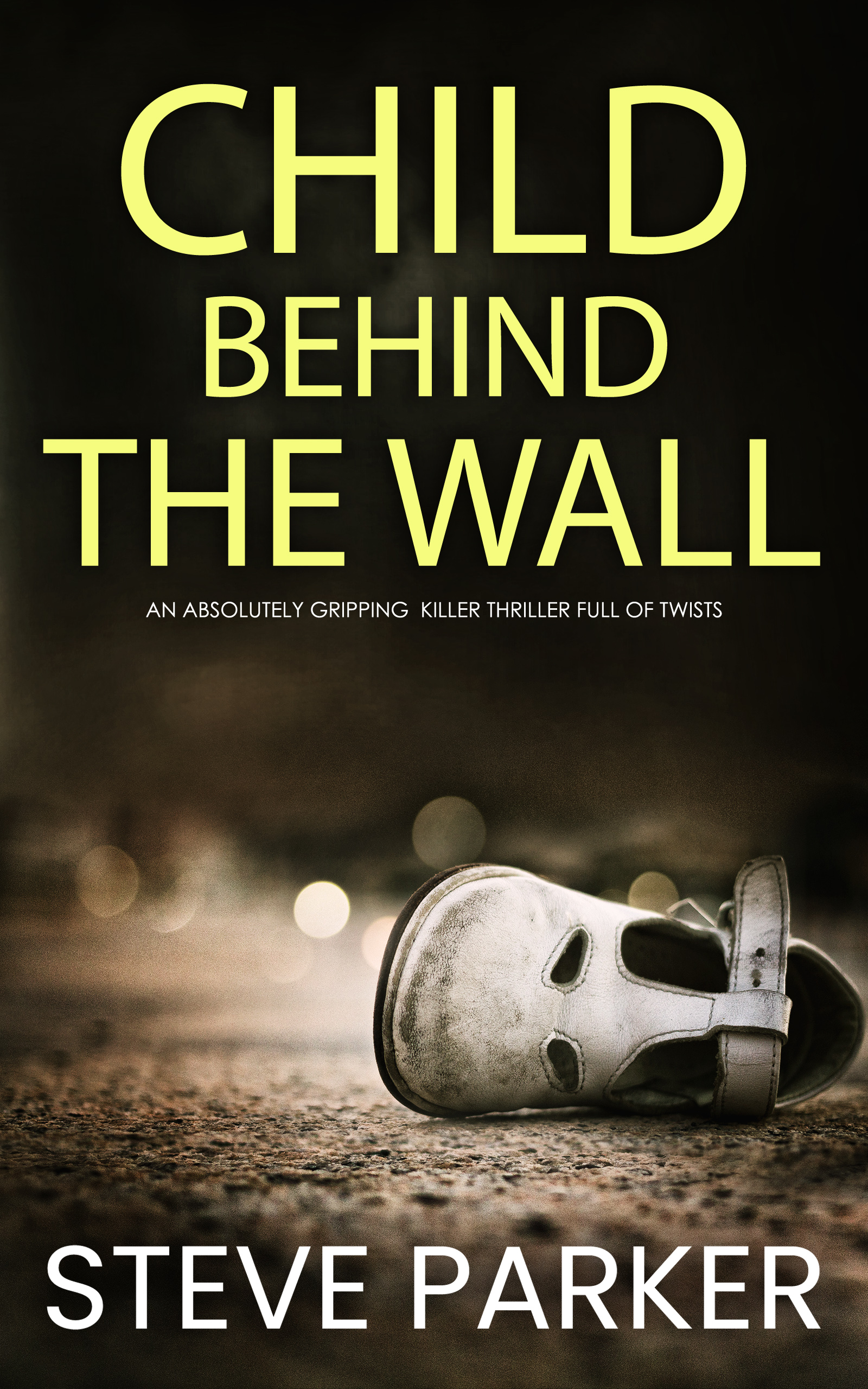 Child Behind The Wall book cover
