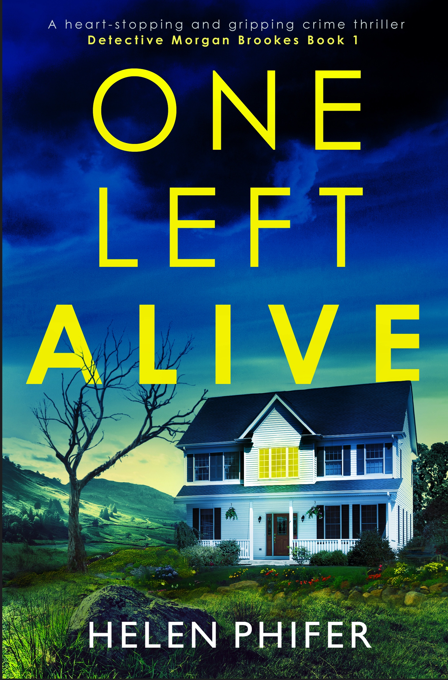 One Left Alive book cover