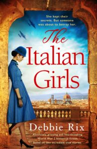 The Italian Girls book cover