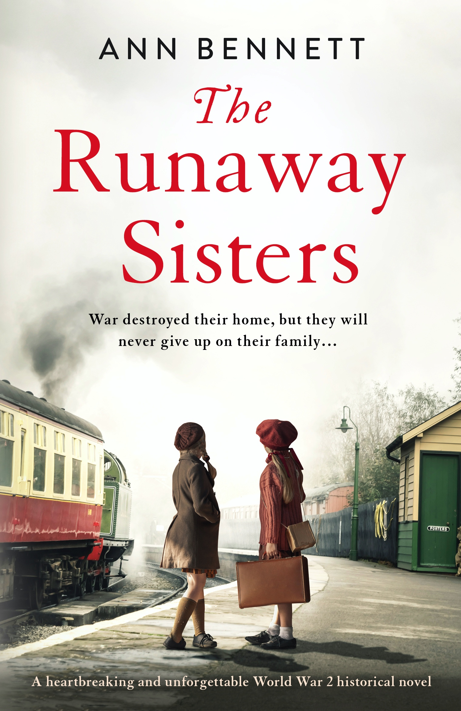 The Runaway Sisters book cover