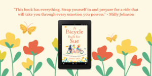 A Bicycle Built For Sue blog banner