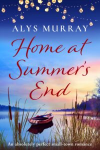 Home At Summer's End book cover