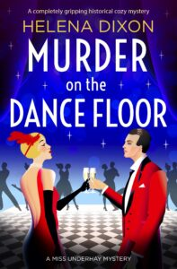 Murder on the Dance Floor book cover