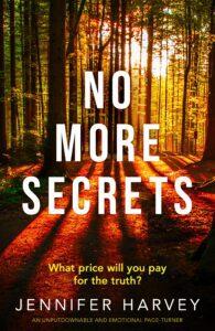 No More Secrets book cover