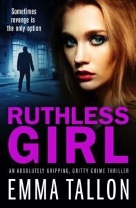 Ruthless Girl book cover
