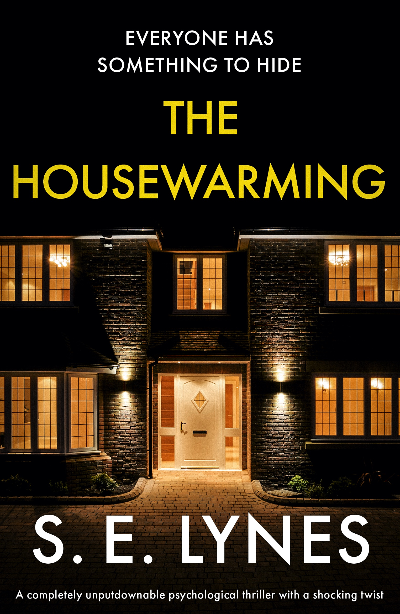 The Housewarming book cover