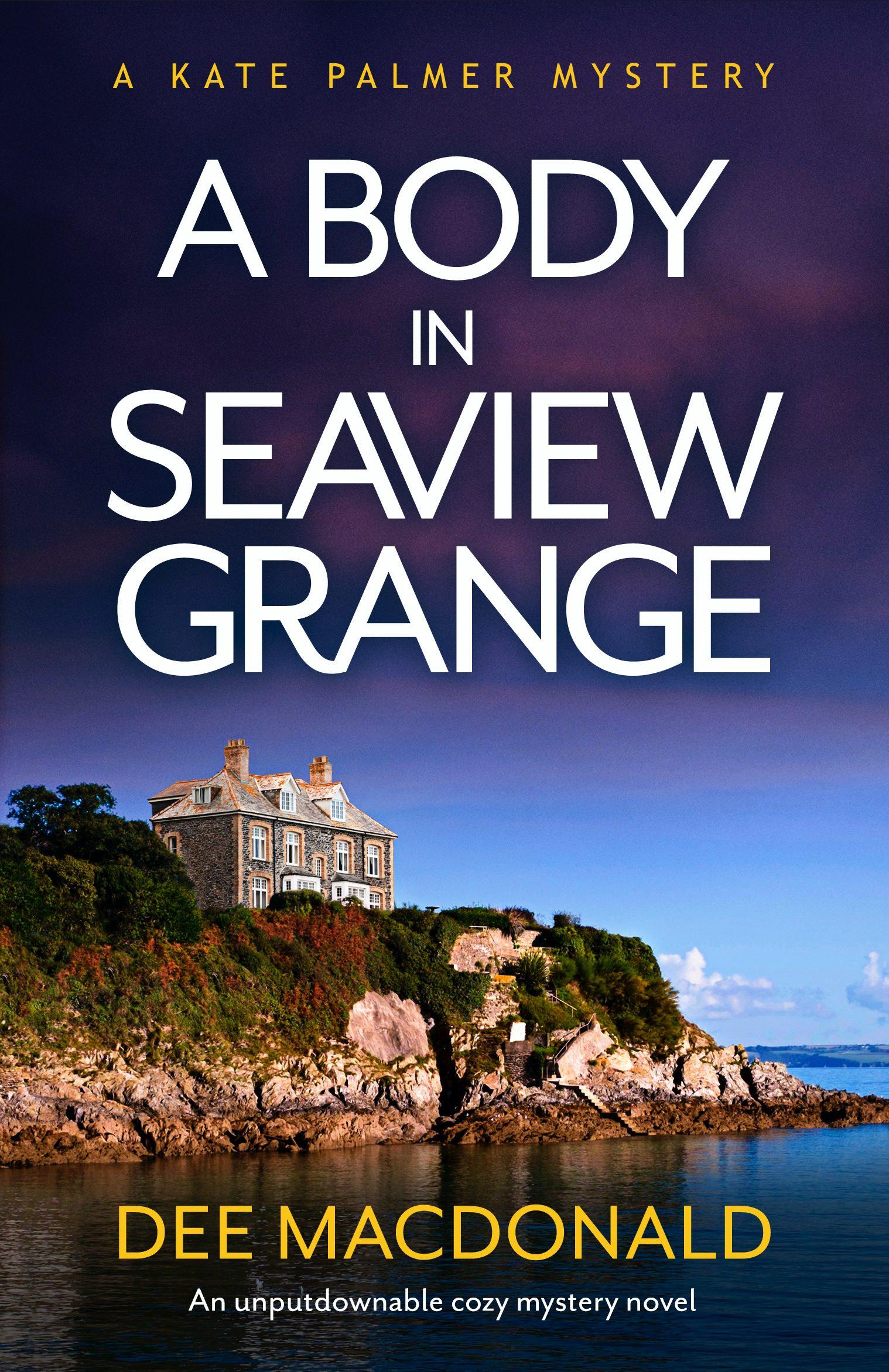 A Body in Seaview Grange book cover