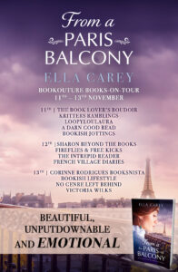 From A Paris Balcony blog tour banner