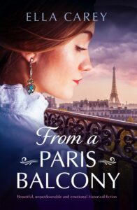 From A Paris Balcony book cover