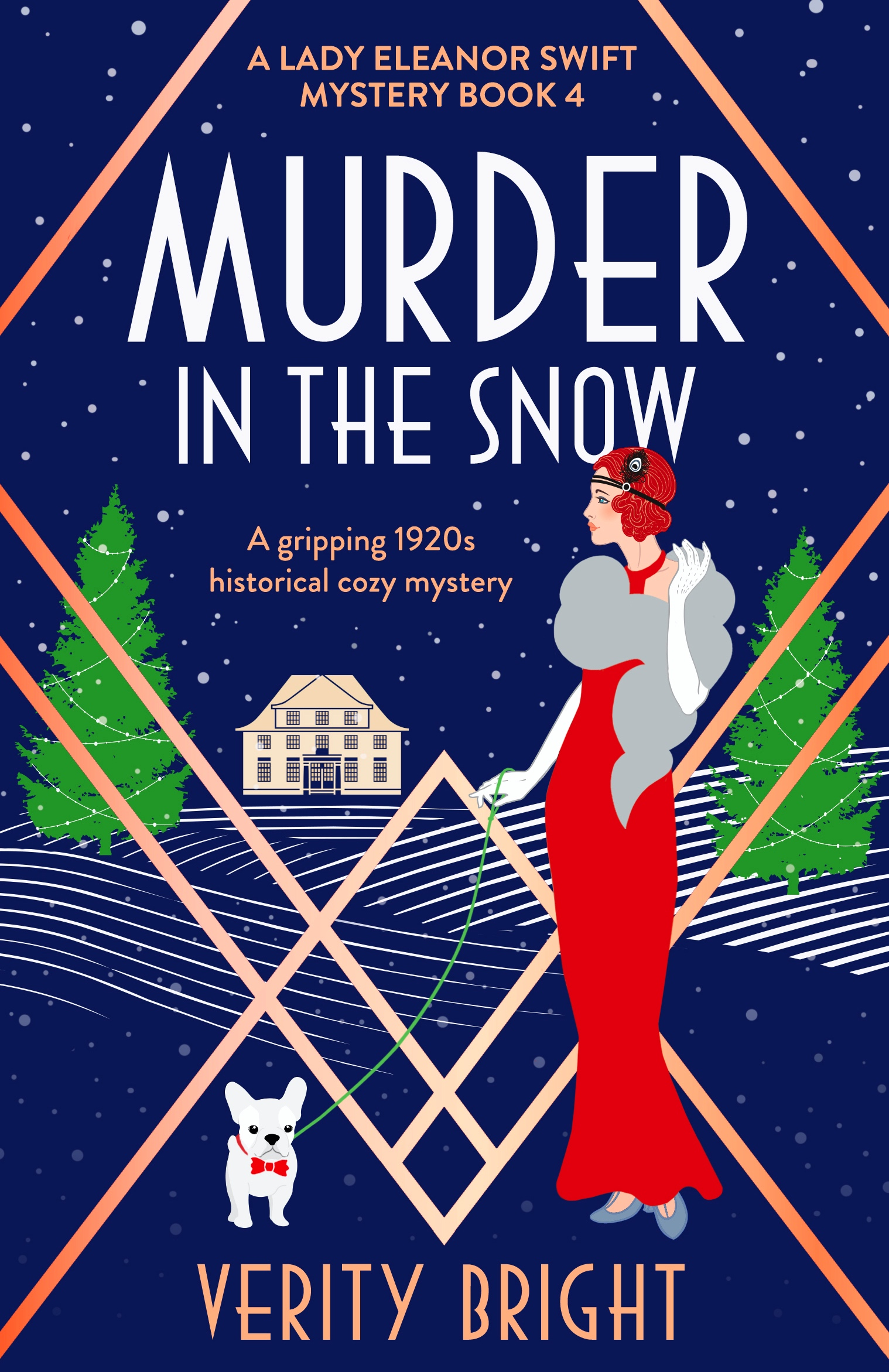 Murder in the Snow book cover