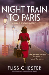 Night Train to Paris book cover