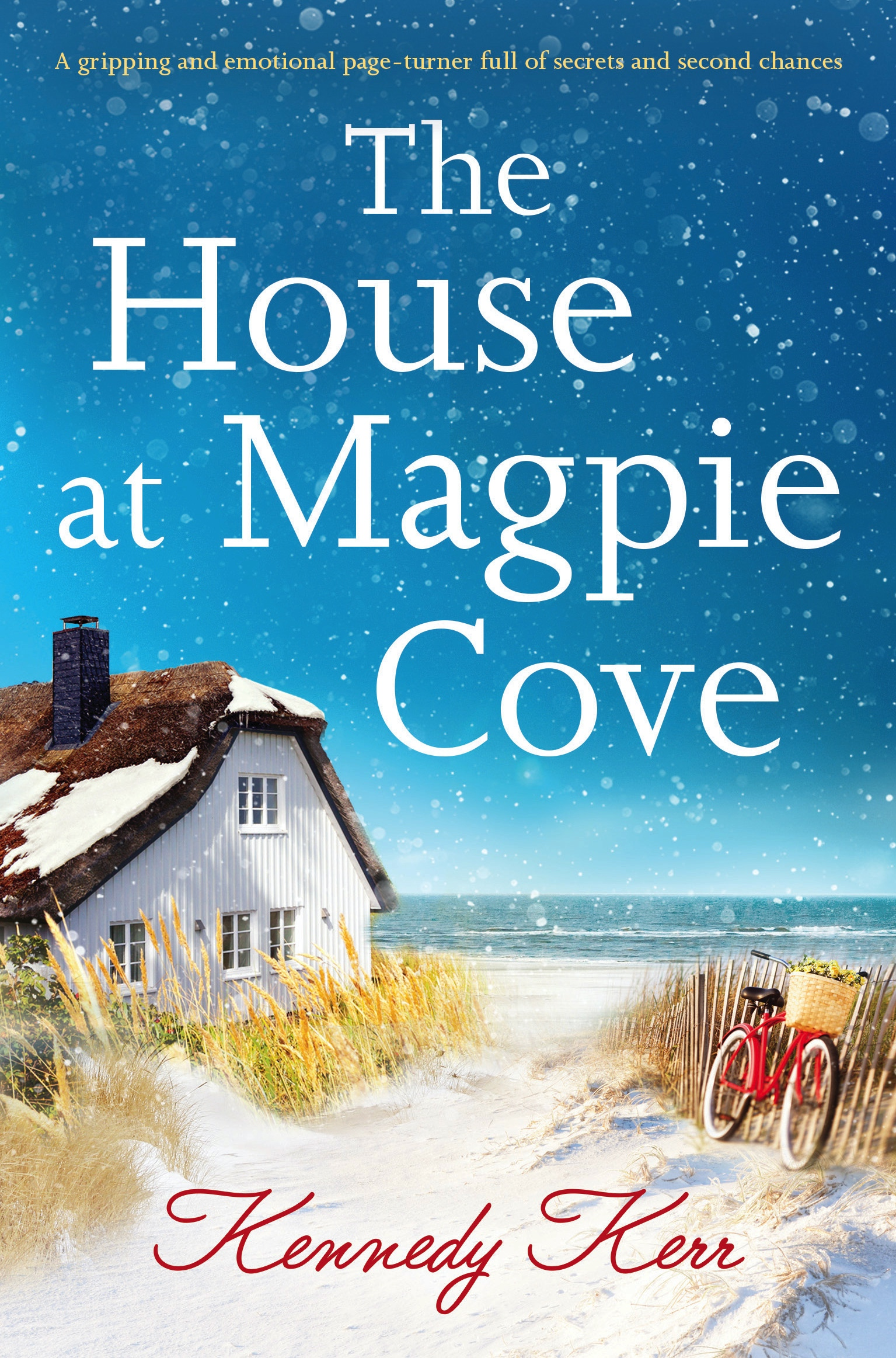 The House at Magpie Cove book cover