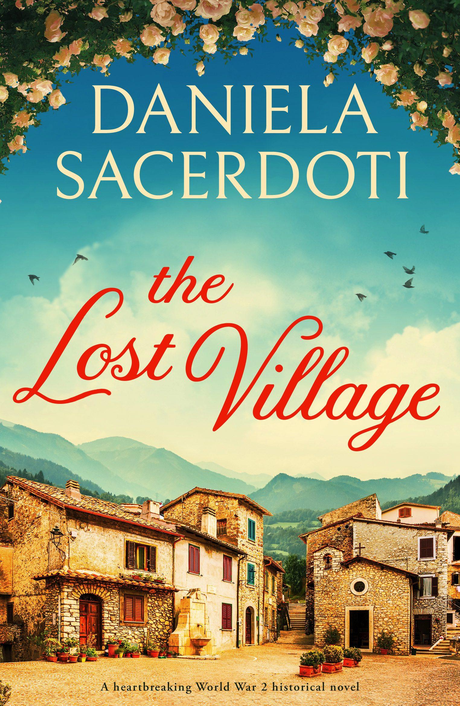 The Lost Village book cover